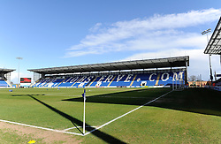 Colchester Community Stadium - Photo mandatory by-line: Dougie Allward/JMP - Mobile: 07966 386802 22/03/2014 - SPORT - FOOTBALL - Colchester - Colchester Community Stadium - Colchester United v Bristol City - Sky Bet League One