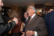 SIR DAVID TANG, Chinese New Year dinner given by Sir David Tang. China Tang. Park Lane. London. 4 February 2013.
