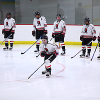 Men's Ice Hockey: University of Wisconsin, River Falls Falcons vs. University of Wisconsin-Stevens Point Pointers