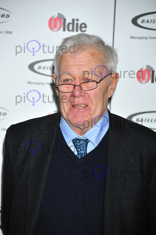 Richard Ingrams attends the lunch at Simpsons in The Strand for the winners of The 2012 Oldie of the Year Awards . Photo credit should read ALAN ROXBOROUGH /Piqtured