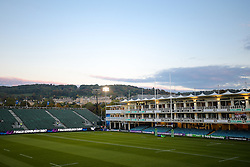General View - Rogan Thomson/JMP - 20/10/2016 - RUGBY UNION - The Recreation Ground - Bath, England - Bath Rugby v Bristol Rugby - EPCR Challenge Cup.