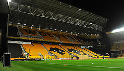 General views of the Molineux stadium -Mandatory by-line: Nizaam Jones/JMP - 02/01/2018 - FOOTBALL - Molineux - Wolverhampton, England- Wolverhampton Wanderers v Brentford -Sky Bet Championship