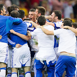 20120616: POL, Football - UEFA Euro 2012, day 9