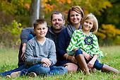 Lunsford Family - Fall 2014