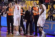 DESCRIZIONE : Roma Lega serie A 2013/14 Acea Virtus Roma Grissin Bon Reggio Emilia<br /> GIOCATORE : Arbitro<br /> CATEGORIA : Arbitro Fairplay Pregame<br /> SQUADRA : Arbitro<br /> EVENTO : Campionato Lega Serie A 2013-2014<br /> GARA : Acea Virtus Roma Grissin Bon Reggio Emilia<br /> DATA : 22/12/2013<br /> SPORT : Pallacanestro<br /> AUTORE : Agenzia Ciamillo-Castoria/GiulioCiamillo<br /> Galleria : Lega Seria A 2013-2014<br /> Fotonotizia : Siena Lega serie A 2013/14 Acea Virtus Roma Grissin Bon Reggio Emilia<br /> Predefinita :
