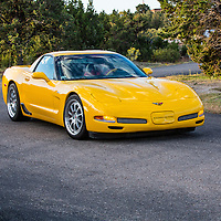 Chevrolet Corvette, 2012 Santa Fe Concorso High Mountain Tour.