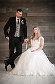 Bonnie & Tyler's Beautiful Rainy Elora Mill Wedding Day