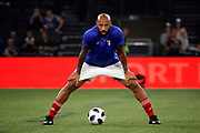 Thierry Henry (France 98) at warm up during the 2018 Friendly Game football match between France 98 and FIFA 98 on June 12, 2018 at U Arena in Nanterre near Paris, France - Photo Stephane Allaman / ProSportsImages / DPPI