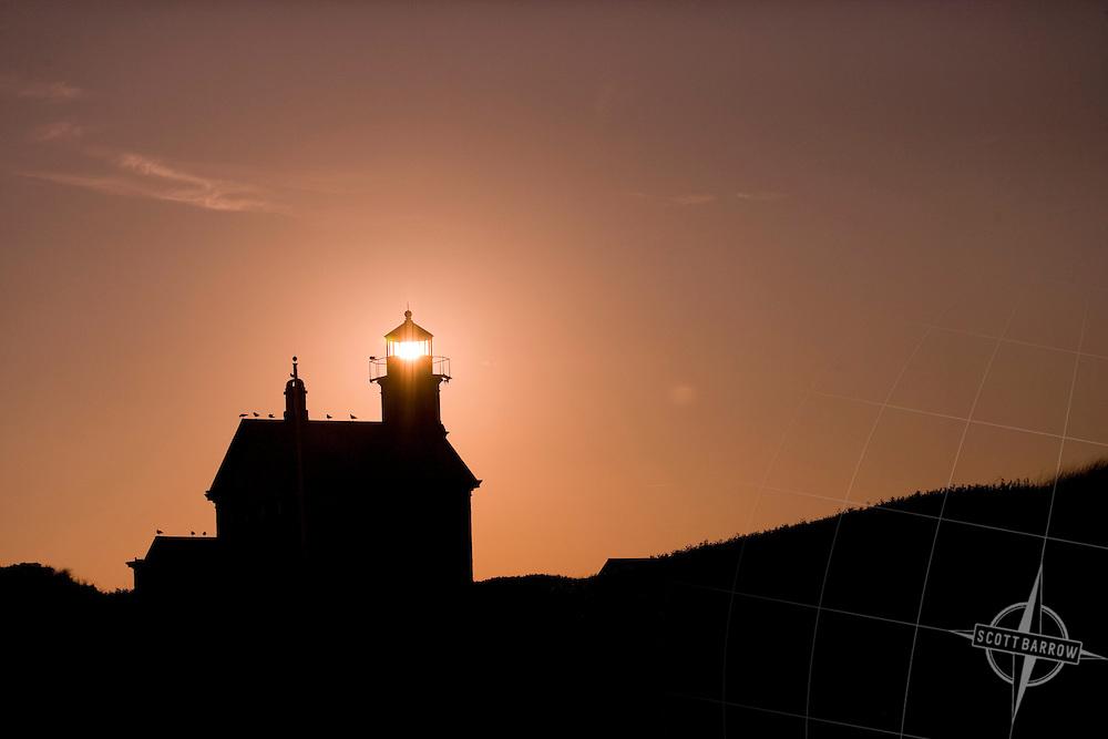 North Light on Block Island, RI.