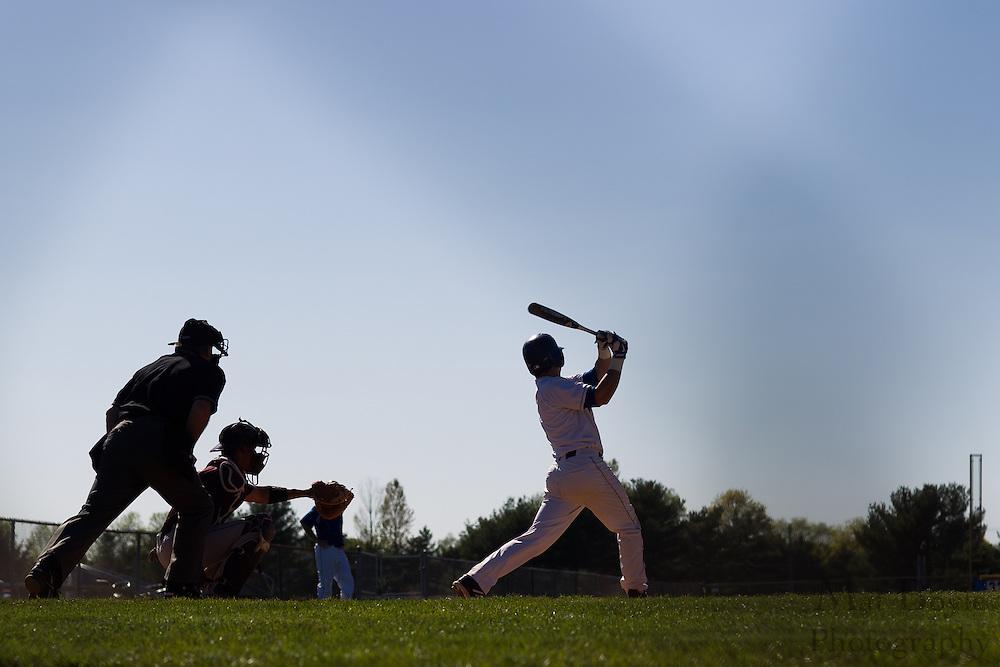 Burlington County College Baseball vs Gloucester County College at Gloucester County College in Sewell, NJ on Wednesday May 1, 2013. (photo / Mat Boyle)