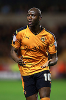 Wolverhampton Wanderers Benik Afobe during the Sky Bet Championship match at Molineux, Wolverhampton.