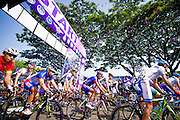Tour of Thailand 2015/ Stage2/ Buri Ram - Roi-Et/ Taiwan/ TPT