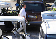 EXCLUSIVE    EXCLUSIVE    EXCLUSIVE    EXCLUSIVE<br /> <br /> FIRST PICTURES OF LUIS VAN GAAL<br /> Louis van Gaal spent time on the golf course in portugal Van Gaal  is high on Manchester united's  list for there next manager, he has reported to have signed a 4 year contract worth £40 Million ©Exclusivepix