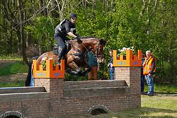 Sterkens Peter, BEL, Enzo G<br /> Nationale LRV-Eventingkampioenschap Minderhout 2017<br /> © Hippo Foto - Kris Van Steen<br /> 30/04/17