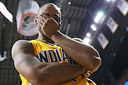NBA - Indiana Pacers vs Chicago Bulls Playoffs - Indianapolis, Indiana