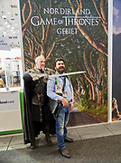 Berlin, ITB 2018. Northern Ireland, Game of Thrones country.