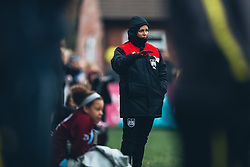 Bristol City Women coaches - Rogan Thomson/JMP - 06/11/2016 - FOOTBALL - The Northcourt Stadium - Abingdon-on-Thames, England - Oxford United Women v Bristol City Women - FA Women's Super League 2.