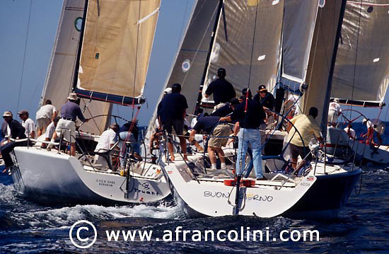 Buon Giorno - Rosemount Farr 40 Regatta<br />
