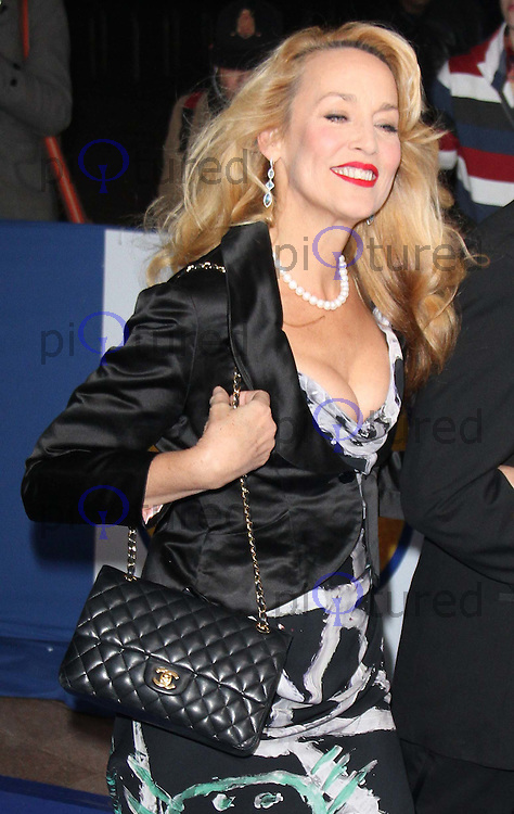 Jerry Hall British Comedy Awards, O2 Arena, London, UK, 22 January 2011: Contact: Ian@Piqtured.com +44(0)791 626 2580 (Picture by Richard Goldschmidt)