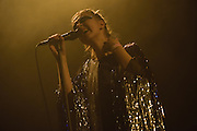 Photos of Samaris performing live at Harpa Concert Hall during Iceland Airwaves Music Festival 2014 in Reykjavik, Iceland. November 8, 2014. Copyright © 2014 Matthew Eisman. All Rights Reserved