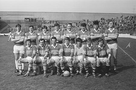 02.05.1971 Football NFL Kerry Vs Dublin.Kerry Team