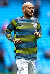 David Silva of Manchester City - Mandatory by-line: Robbie Stephenson/JMP - 19/08/2018 - FOOTBALL - Etihad Stadium - Manchester, England - Manchester City v Huddersfield Town - Premier League