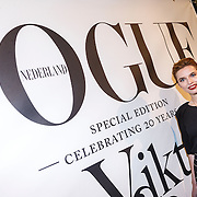 NLD/Amsterdam/20130110 - 20 Years of Viktor & Rolf - Vogue, Thekla Reuten