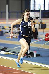 The Southern Conference hosted their 2015 Indoor Track and Field championship, at The Crossplex in Birmingham, Alabama. Credit: Todd Drexler/SoConPhotos.com