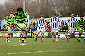 Forest Green Rovers v Colchester United 020418