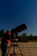 John Glenn Astronomy Park in Hocking Hills.