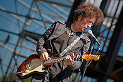 Willie Nile at the 2010 Union County Music Festival, Clark, NJ.