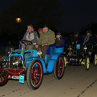 Panhard et Levassor Tonneau 1901    Driven By   Mr Dick Sheppard, Bonhams London to Brigthon Veteran Car Run Supported by Hiscox,, 06/11/2016,