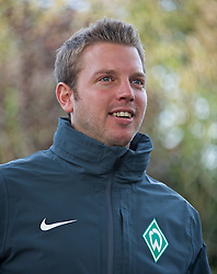 27.10.2014, Trainingscenter, Bremen, GER, 1. FBL, SV Werder Bremen, Training, im Bild Florian Kohfeldt (Co-Trainer SV Werder Bremen) // during a Trainingssession of German Bundesliga Club SV Werder Bremen at the Trainingscenter in Bremen, Germany on 2014/10/27. EXPA Pictures © 2014, PhotoCredit: EXPA/ Andreas Gumz<br /> <br /> *****ATTENTION - OUT of GER*****