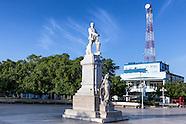 Holguin Parque Calixto Garcia.