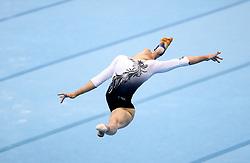 Barbora Mokosova of Slovakia at Floor Exercise during Finals of Artistic Gymnastics FIG World Challenge Koper 2018, on June 3, 2017 in Arena Bonifika, Koper, Slovenia. Photo by Matic Klansek Velej/ Sportida