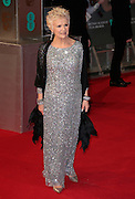 Feb 8, 2015 - EE British Academy Film Awards 2015 - Red Carpet Arrivals at Royal Opera House<br /> <br /> Pictured: Julie Walters<br /> ©Exclusivepix Media