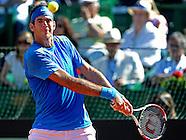Tennis Davis Cup 2012-ARG-CRO-Quarterfinals