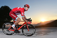 KRISTOFF Alexander (NOR) during the 2016 Katusha training session on January 5, 2016 at Calpe in Spain - Photo Tim De Waele / DPPI