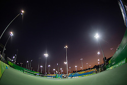 Les Coulisses at Rio 2016 Paralympic Games, Brazil