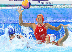 02.09.2010., Zagreb, CRO, LEN European Championship, Water Polo, Woman, Spain vs Hungary, im Bild Laura Ester. EXPA Pictures © 2010, PhotoCredit: EXPA/ nph/ Danijel Berkovic +++++ ATTENTION - OUT OF GERAMANY / GER +++++