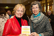 Anne Dunne Salthill and Miriam Thornton Maree, Oranmore at Choir Factor in the Radisson Blu.<br /> Choir Factor is a fundraiser for The Sccul Sanctuary, Therapeutic Support Centre in Kilcornan Clarenbrdge.<br /> <br />  Photo:Andrew Downes, xposure.