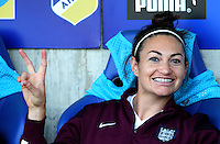 Fifa Womans World Cup Canada 2015 - Preview //<br /> Cyprus Cup 2015 Tournament ( Gsp Stadium Nicosia - Cyprus ) - <br /> Netherlands vs England 1-1   //  Jodie Taylor of England