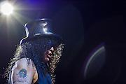 Slash live in Dublin's Olympia Theatre
