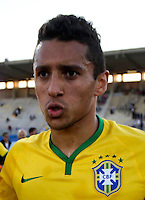 "Conmebol - Copa America CHILE 2015 / <br /> Brazil National Team - Preview Set // <br /> Marcos Aoas Correa "" Marquinhos """
