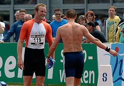 01-07-2007 ATLETIEK: NK OUTDOOR: AMSTERDAM<br /> Eelco Veldhuijzen<br /> ©2007-WWW.FOTOHOOGENDOORN.NL