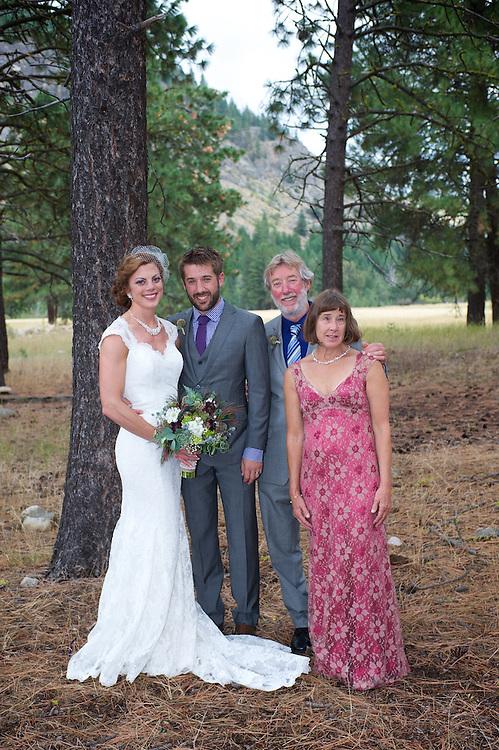 Marie Kochert & Bryce Niekamp Wedding