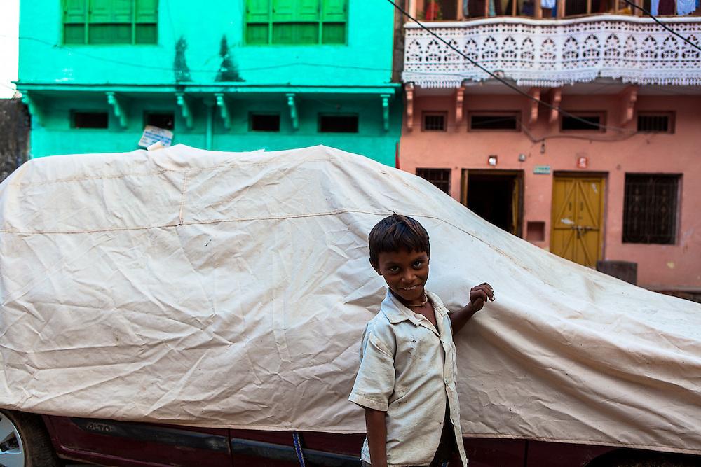 Bundi, Rajasthan, India