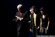 Soirée de remise des prix du concours CRÉA : Les meilleures pubs de l'année. Organisé par Infopresse. Stade Uniprix / Montreal / Canada / 2009-04-08, © Photo Renaud Kasma / adecom.ca