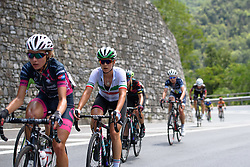 Elena Cecchini (CANYON//SRAM Racing) at Giro Rosa 2016 - Stage 6. A 118.6 km road race from Andora to Alassio, Italy on July 7th 2016.