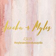Aireka & Myles Wedding